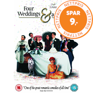 Four Weddings And A Funeral (UK-import) (DVD)