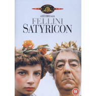 Fellini's Satyricon (UK-import) (DVD)