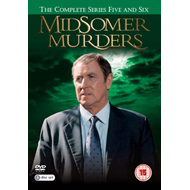 Midsomer Murders - Sesong 5 & 6 (UK-import) (DVD)