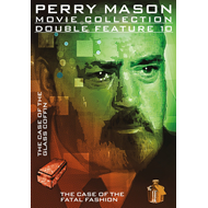 Perry Mason - The Case Of The Glass Coffin / The Case Of The Fatal Fashion (DVD - SONE 1)