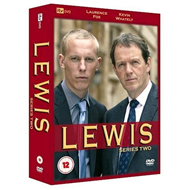 Lewis - Sesong 2 (UK-import) (DVD)