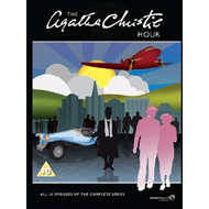 The Agatha Christie Hour - The Complete Series (UK-import) (DVD)