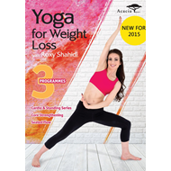 Yoga For Weight Loss With Roxy Shahidi (UK-import) (DVD)