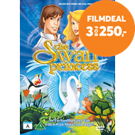 Produktbilde for Svaneprinsessen (DVD)