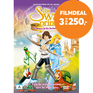 Produktbilde for Svaneprinsessen 3 (DVD)
