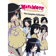 WataMote - The Complete Collection (UK-import) (DVD)