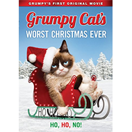 Grumpy Cat's Worst Christmas Ever (DVD - SONE 1)