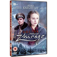 Doctor Zhivago (UK-import) (DVD)