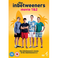 The Inbetweeners Movie 1 & 2 (UK-import) (DVD)