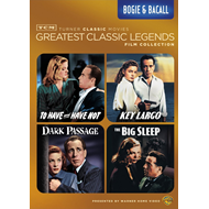 TCM Greatest Classic Legends - Bogie & Bacall (DVD - SONE 1)