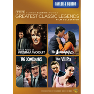 Produktbilde for TCM Greatest Classic Legends - Taylor & Burton (DVD - SONE 1)