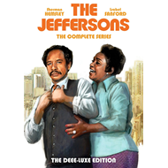Produktbilde for The Jeffersons - The Complete Series (DVD - SONE 1)