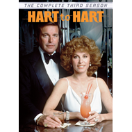 Hart To Hart - Sesong 3 (DVD - SONE 1)
