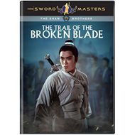 The Trail Of The Broken Blade (DVD - SONE 1)