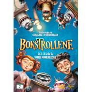 Bokstrollene (DVD)