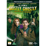 R.L. Stine's Most Ghostly - Have You Met My Ghoulfriend? (DVD)
