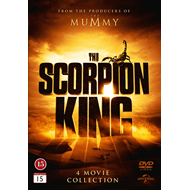 The Scorpion King - 4 Movie Collection (DVD)