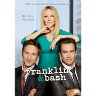 Franklin & Bash - Season 3 (DVD)