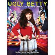 Ugly Betty - Sesong 3 (DVD - SONE 1)