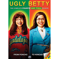 Ugly Betty - Sesong 4 (DVD - SONE 1)
