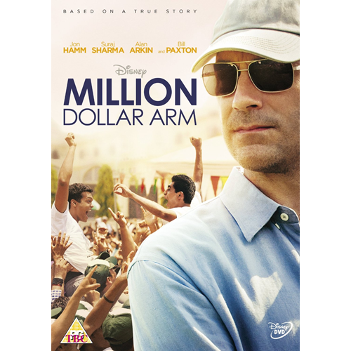 Million Dollar Arm (UK-import) (DVD)