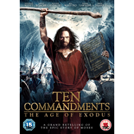Ten Commandments: The Age Of Exodus (UK-import) (DVD)