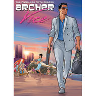 Produktbilde for Archer - Sesong 5 (DVD - SONE 1)