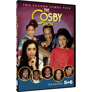 The Cosby Show - Sesong 5 & 6 (DVD - SONE 1)