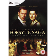 The Complete Forsyte Saga (UK-import) (DVD)