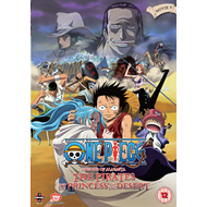 One Piece - Movie 8: Episode Of Alabasta (UK-import) (DVD)
