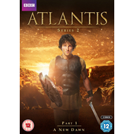 Atlantis - Sesong 2 Del 1 (UK-import) (DVD)