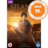 Produktbilde for Atlantis - Sesong 2 Del 1 (UK-import) (DVD)