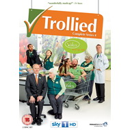 Trollied - Sesong 4 (UK-import) (DVD)