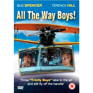 All The Way, Boys! (UK-import) (DVD)
