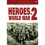 Heroes Of World War 2 (UK-import) (DVD)