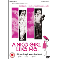 A Nice Girl Like Me (UK-import) (DVD)