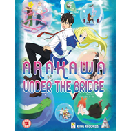 Arakawa Under The Bridge - Box Set (UK-import) (DVD)