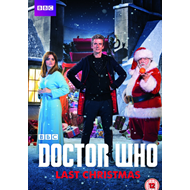 Doctor Who - Last Christmas (UK-import) (DVD)