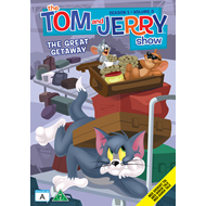 The Tom & Jerry Show - Sesong 1 Del 3 (DVD)