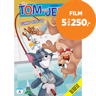 Produktbilde for The Tom & Jerry Show - Sesong 1 Del 4 (DVD)