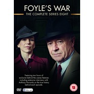 Foyle's War - Serie 8 (UK-import) (DVD)