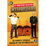 Mythbusters - 10th Anniversary Collection (DVD - SONE 1)