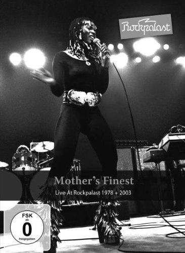 Mother's Finest - Live At Rockpalast 1978 + 2003 (DVD)