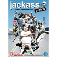 Produktbilde for Jackass - The Movie Collection (UK-import) (DVD)