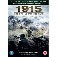 Produktbilde for 1915: The Battle For The Alps (UK-import) (DVD)