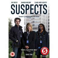Suspects - Sesong 2 (UK-import) (DVD)