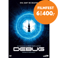 Produktbilde for Debug (DVD)
