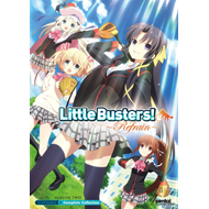 Produktbilde for Little Busters Refrain - Complete Collection (DVD - SONE 1)