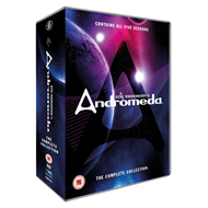 Andromeda - The Complete Collection (UK-import) (DVD)