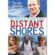 Distant Shores - Sesong 2 (UK-import) (DVD)
